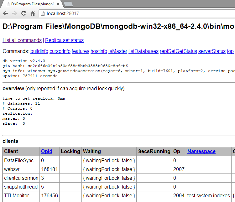A Roundup of MongoDB Management Tools – Michael Kennedy on