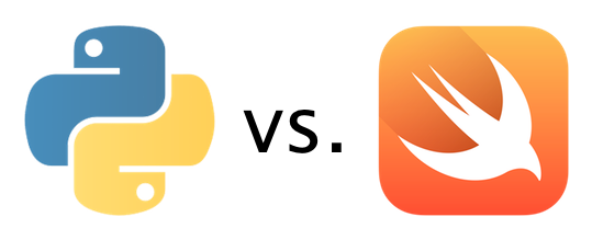 python vs. swift