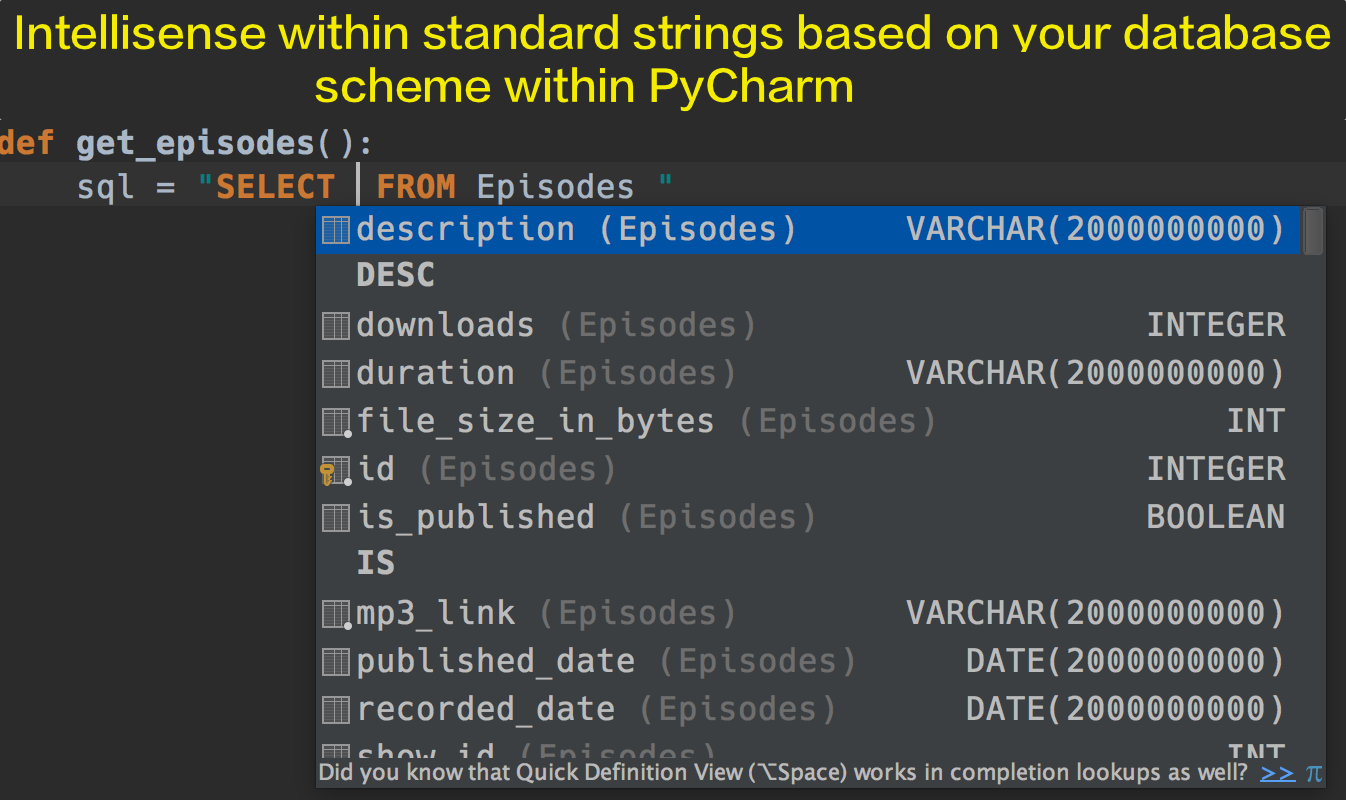 9 reasons you should be using PyCharm – Michael Kennedy on Technology